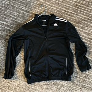 Men's Adidas Zip Up Jacket